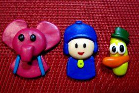 Broches Pocoyo y sus amigos