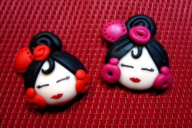 Broches flamencas