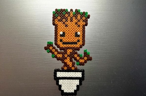 Imán Baby Groot
